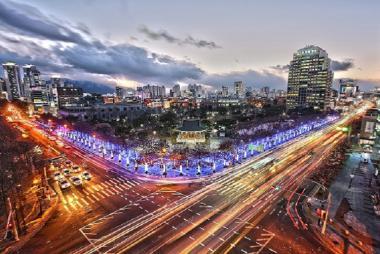 Hà Nội - Daegu - Gyeongju - Jinhae - Busan 5N Bay T'way Air