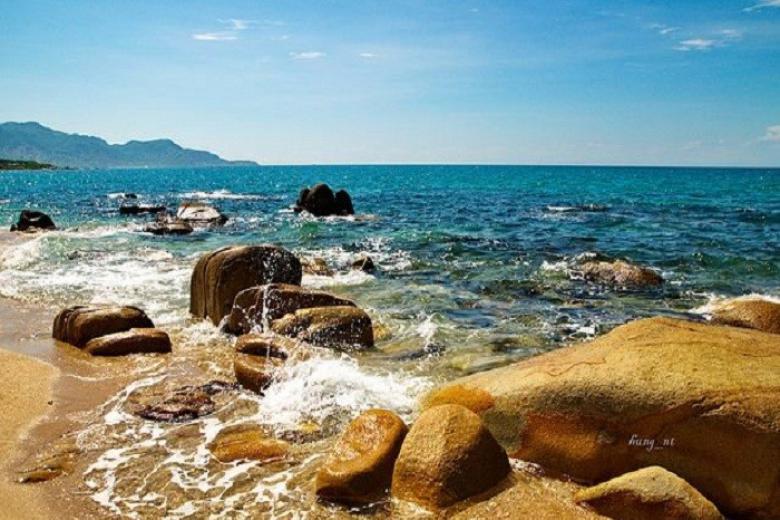 Bãi biển Cà Ná