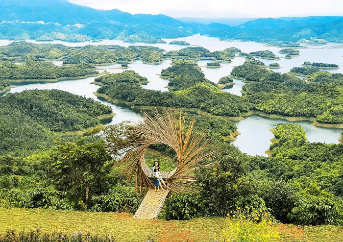 Tour Buôn Ma Thuột 3N3Đ tham quan hồ Tà Đùng