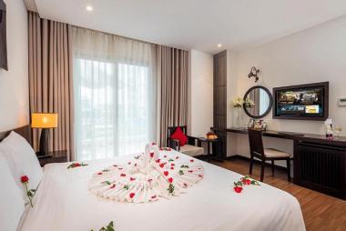 Combo Nha Trang 3N2Đ - Edele Hotel 3 Sao + Tặng Vé Tắm Bùn Khoáng + VMB
