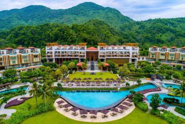Combo Huế 3N2Đ - Angsana Lăng Cô Resort 5* + Vé Máy Bay