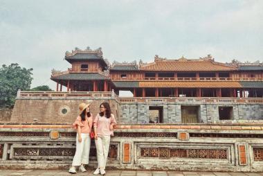 HCM - Huế - Động Thiên Đường - Đà Nẵng - Bà Nà - Hội An 4N3Đ, Bay Vietjet