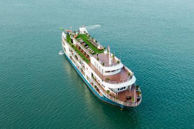 Hà Nội - Hạ Long Du thuyền Mon Chéri 5* 2N1Đ