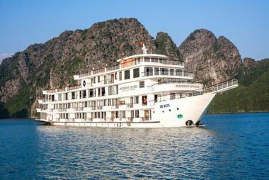 Hà Nội - Hạ Long 3N2Đ - Du thuyền 5 sao & Khách sạn Hạ Long 5 sao