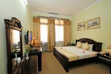 Combo Huế 3N2Đ – Duy Tân Hotel 3* + Vé Máy Bay