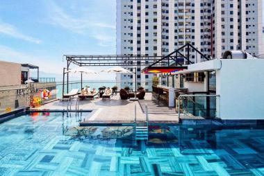 Combo Đà Nẵng 3N2Đ Parze Ocean Hotel & Spa 4* + VMB