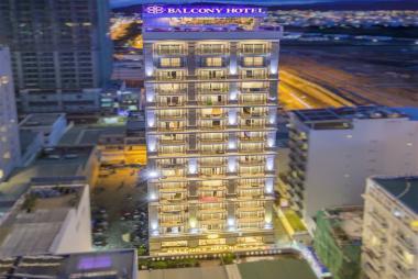 Combo Nha Trang 3 ngày 2 đêm - khách sạn Balcony 3*+ Vé MB