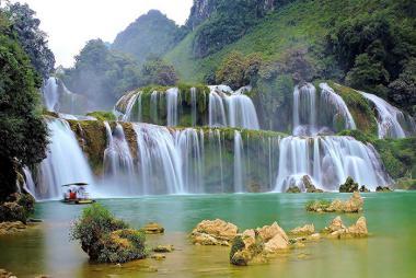 HCM - Tuyên Quang - Hà Giang - Quản Bạ Lũng Cú Đồng Văn - Mèo Vạc - Mã Pì Lèng - Cao Bằng - Thác Bản Giốc 5N4Đ