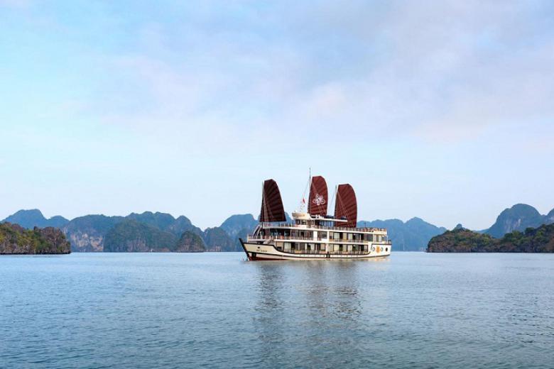Hà Nội - Hạ Long Du thuyền Azalea 5* 2N1Đ
