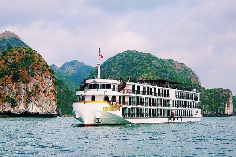 HCM - Hà Nội - Hạ Long Du Thuyền Indochine 5* 3N2Đ