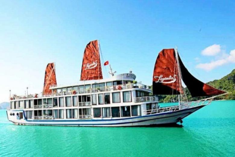 Hải Phòng - Hà Nội - Cát Bà - Vịnh Lan Hạ - Du Thuyền La Pinta Cruise 5* 2N1Đ
