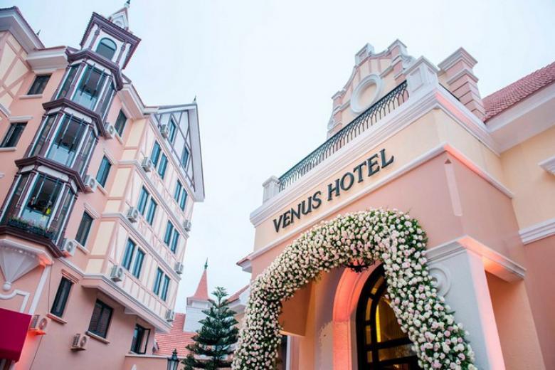 Combo Tam Đảo 2N1Đ - Venus Hotel 4* + Xe Limousine đưa đón