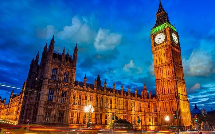Thủ đô London nước Anh
