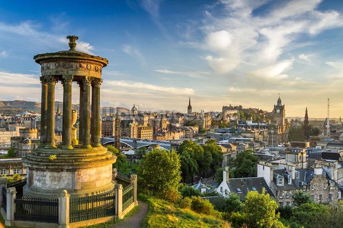 Thủ đô của Scotland