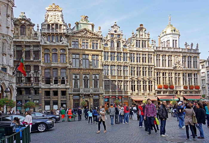 Brussels_old_town