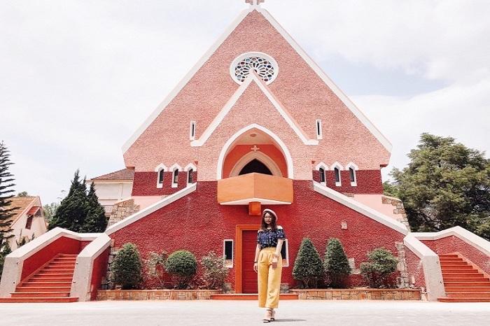 Du lịch Nha Trang: Nhà thờ Domaine de Marie