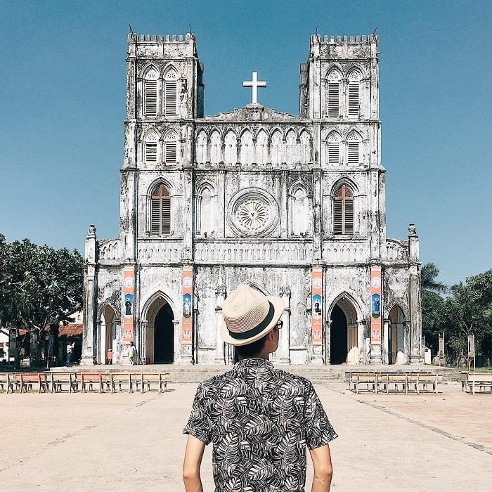 Du lịch Nha Trang: Nhà thờ Mằng Lăng