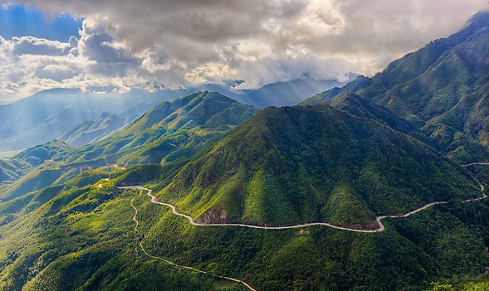 Du lịch Mù Cang Chải: Đèo Khau Phạ