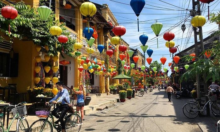 Du lịch Đà Nẵng: Phố cổ Hội An
