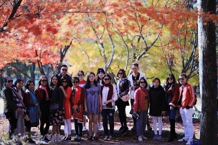 Đoàn khách Hàn Quốc