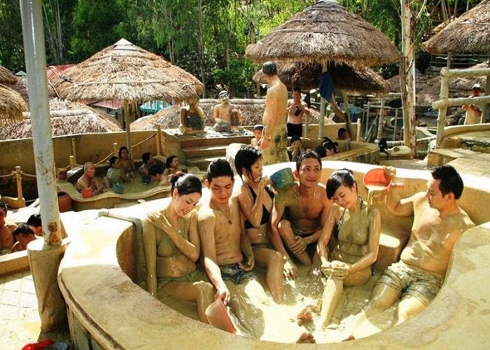 Khu Du Lịch Tắm Bùn Khoáng