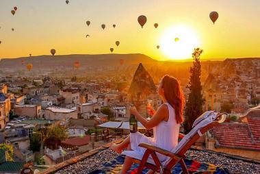 THỔ NHĨ KỲ: Istanbul - Canakkale - Kusadasi - Pamukkake - Konya - Cappadocia 9N8Đ - Bay TURKISH AIRLINE