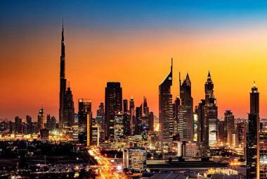 Buôn Ma Thuột - Dubai - Abu Dhabi 5 Ngày Bay 5 Sao