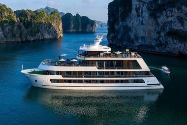 Hà Nội - Hạ Long 2N1Đ - Du thuyền Stellar of the Seas 5*