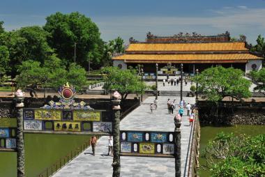 Hà Nội - Đà Nẵng - Hội An - Bà Nà - Huế - Động Phong Nha/Thiên Đường 4N3Đ