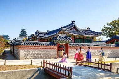 Quy Nhơn - Seoul - Ara Waterway - Đảo Nami - Everland 5N Bay Vietjet Air