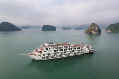 Hà Nội - Hạ Long - Du thuyền 5 sao President & Paradise Suite Hạ Long 3N2Đ
