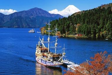 Nha Trang - Tokyo - Owakudani - Yamanashi - Fuji - 5N4Đ