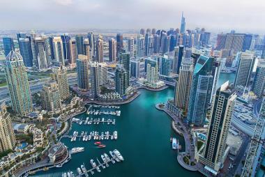 Quy Nhơn - Dubai - Abu Dhabi 5 Ngày Bay 5 Sao