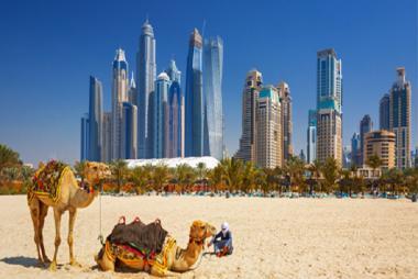 Nha Trang - Dubai - Abu Dhabi 5 Ngày Bay 5 Sao