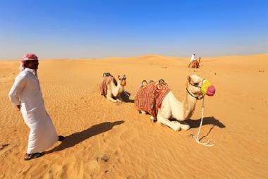 Cần Thơ - Dubai - Abu Dhabi 5 Ngày Bay 5 Sao