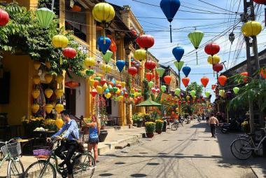 Hà Nội - Đà Nẵng - Bà Nà - Hội An 4N3Đ, Bay Vietjet Air