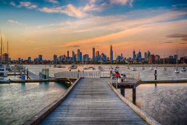 Quy Nhơn - Melbourne - Sydney 6N5Đ - Bay Jetstar Airways