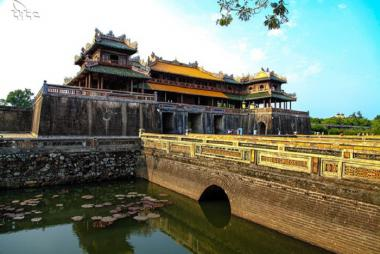 Hải Phòng - Đà Nẵng - Sơn Trà - Hội An - Bà Nà - Huế - Quảng Bình : Động Phong Nha/ Thiên Đường 5N4Đ + Vé Máy Bay