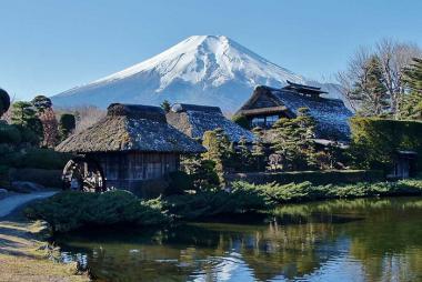 Quy Nhơn - Tokyo - Owakudani - Yamanashi - Fuji - 5N4Đ