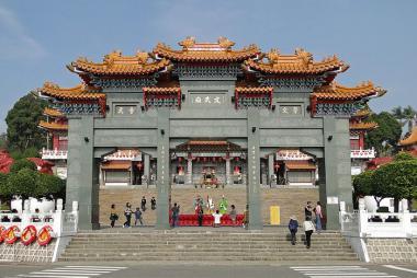 Cần Thơ - HCM - Cao Hùng - Gia Nghĩa - Đài Trung - Đài Bắc 5N4Đ, Bay China Airline