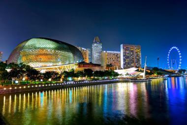 Quy Nhơn - HCM - Singapore - Malaysia 5N4Đ Bay Vietjet