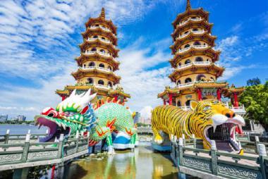 Cần Thơ - HCM - Đài Trung - Cao Hùng - Gia Nghĩa - Đài Bắc 5N4Đ, Bay China Airline