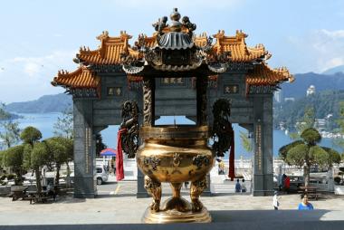 Quy Nhơn - HCM - Cao Hùng - Gia Nghĩa - Đài Trung - Đài Bắc 5N4Đ, Bay China Airline