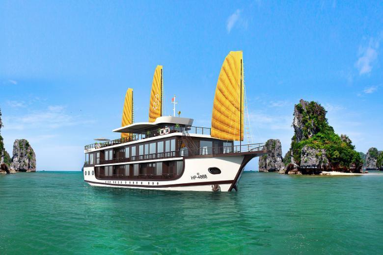 Hà Nội - Du thuyền Peony & Khách sạn Manoir Des Arts Hải Phòng 3N2Đ