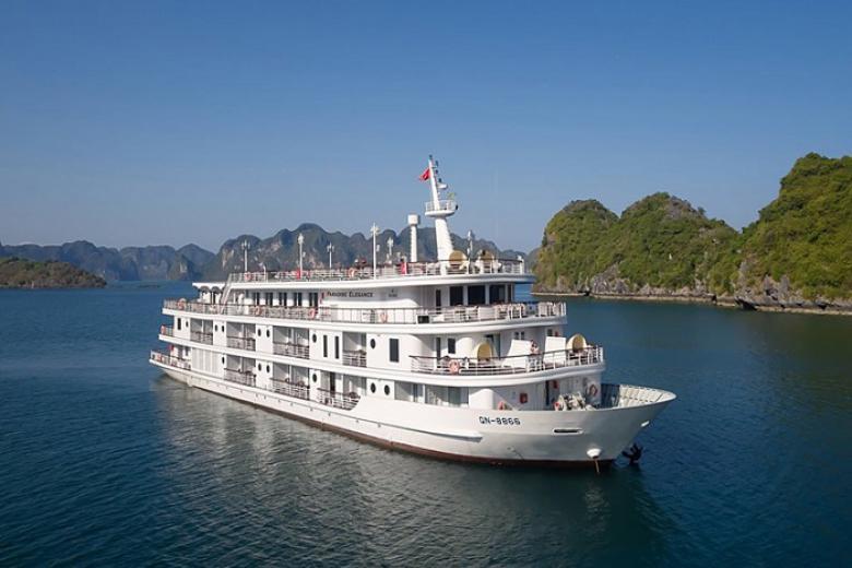 Hà Nội - du thuyền Paradise & khách sạn Wyndham Legend Hạ Long 3N2Đ