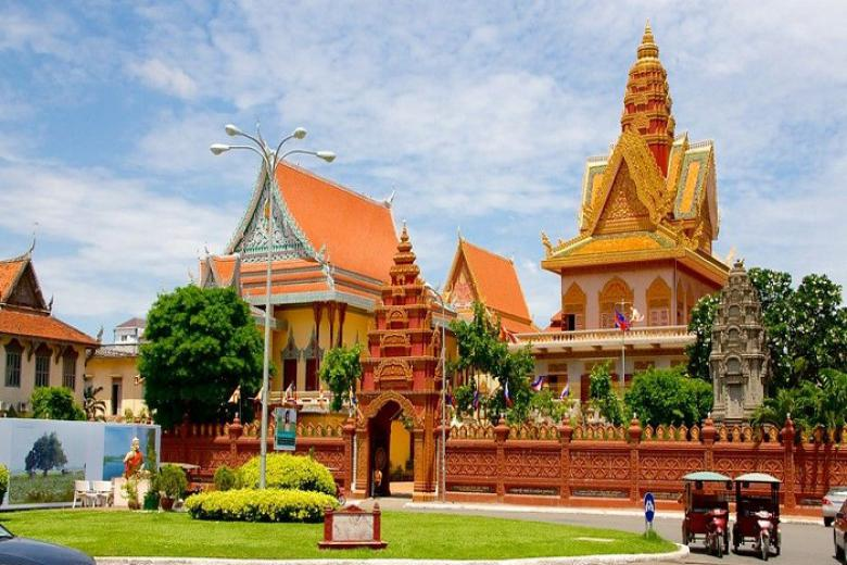 Quy Nhơn - HCM - Cao Nguyên Bokor - Sihanouk Ville - Kohrong - Saloem - Phnompenh 4N3Đ