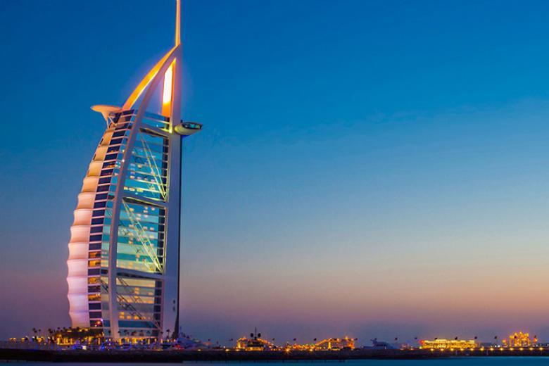 HCM - Brunei - Dubai - Abu Dhabi 5N Bay Thai Airways