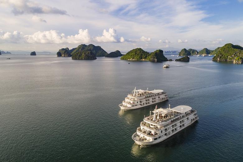 Hà Nội - Hạ Long - Du Thuyền Paradise Hạ Long 5 sao & Khu nghỉ dưỡng 5 sao Legacy Yên Tử 3N2Đ