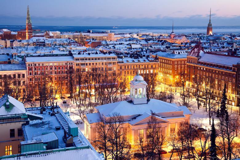 HCM - Phần Lan - Thụy Điển - Na Uy - Đan Mạch 9N8Đ