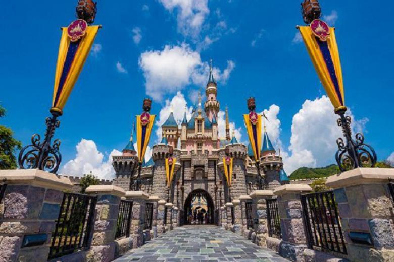 Nha Trang - Hong - Kong - Disneyland 4 Ngày